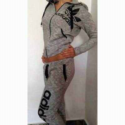 Veste et jogging adidas femme
