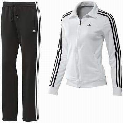 ensemble de survetement adidas femme