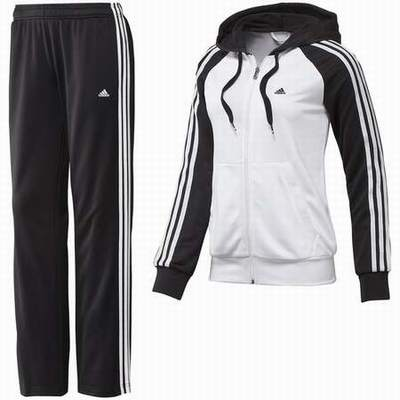survetement homme ensemble adidas gris