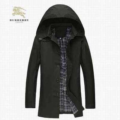 be225e08408 veste burberry homme noir et or